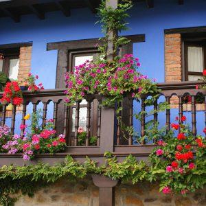 Balconada de la Casa