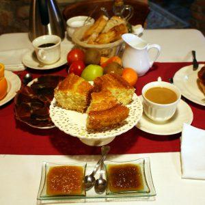 Desayuno surtido de Heredad de La Cueste