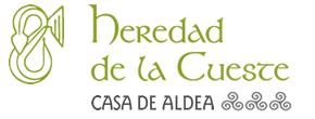 Logotipo de Casa de Aldea Heredad de La Cueste, turismo rural en Cangas de Onís